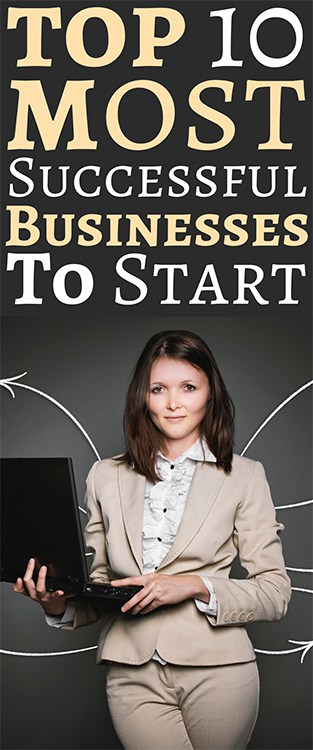 Top 10 Most Successful Businesses To Start